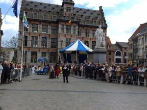 Aleydis en Jan II van Avesnes